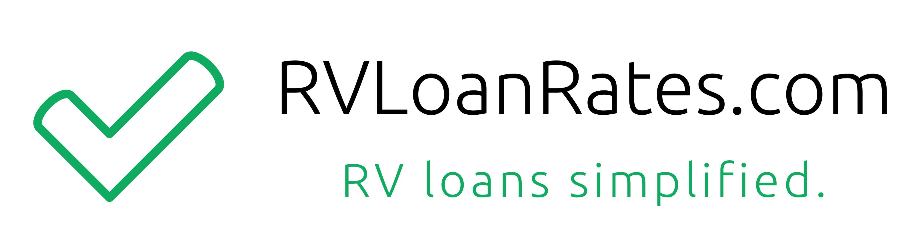 RVLoanRates.com logo