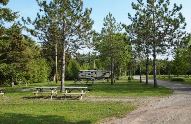 Cedar Park RV Resort Ontario
