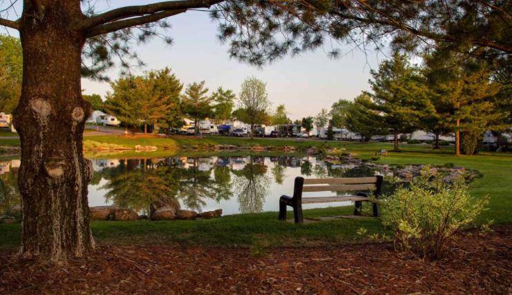 Green Acre RV Park Ontario
