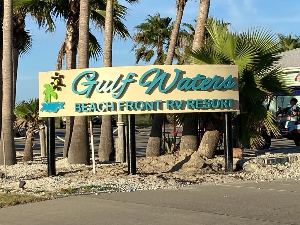 Gulf Waters Beachfront RV Resort