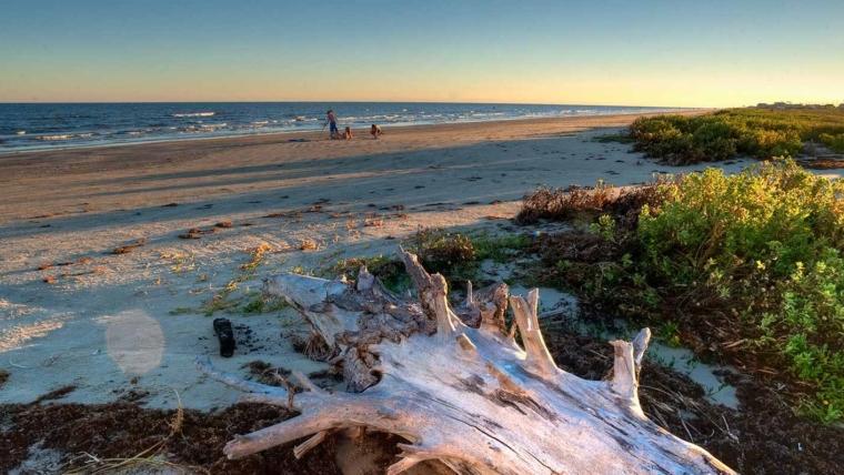 Galveston Island RV Park Texas